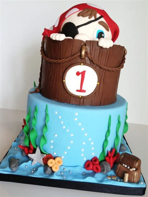 images  pirate cakes  pinterest