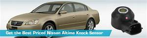 Nissan Altima Knock Sensor - Engine Sensors - Replacement Bosch Holstein Api