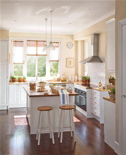 lo que debes llevar a cocinas blancas rusticas 17 mejores ideas sobre cocinas rústicas modernas en
