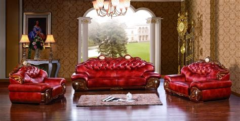 Leather Sofa Luxury by Luxury Big European Leather Sofa Set Living Room Sofa Made