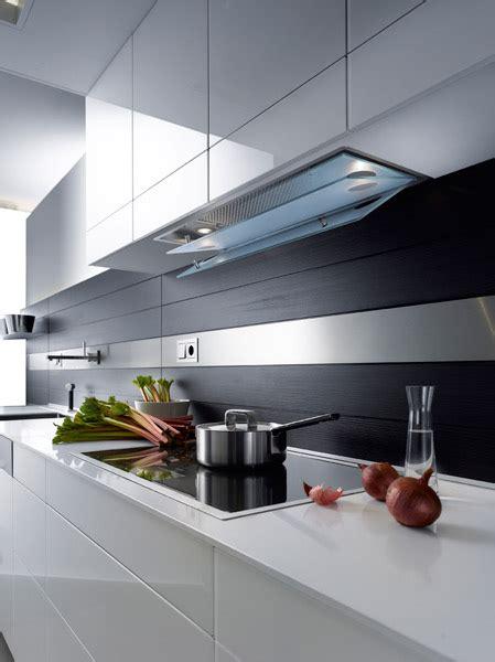 meuble cuisine cuisinella des hottes ingénieuses les nouveautés 2012 inspiration