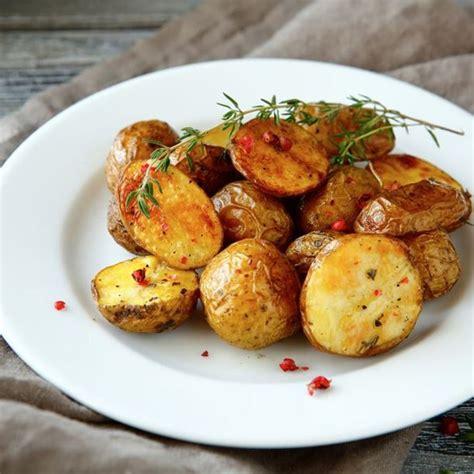 recette pommes de terre grenaille au four facile rapide