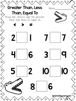 grade 1 greater than less than worksheets 10 greater than less than equal draw the sign worksheets