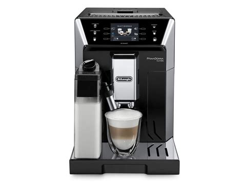 primadonna class automatic coffee machines delonghi