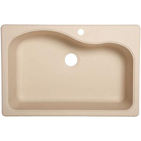 composite kitchen sinks lowes best 25 granite kitchen sinks ideas on