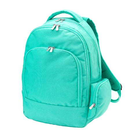 embroidered school book bags monogram backpacks personalized backpacks  girls