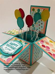 Stampin' All Night: Cards In A Box!