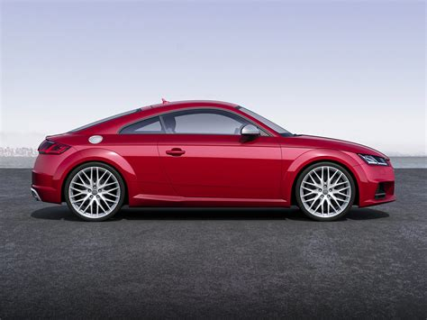 Audi Tts Coupe Photo by 2016 Audi Tts Price Photos Reviews Features