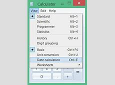 Windows Calculator Features You Probably Don't Know – Windows