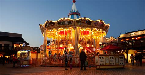 10 great places to ride a carousel