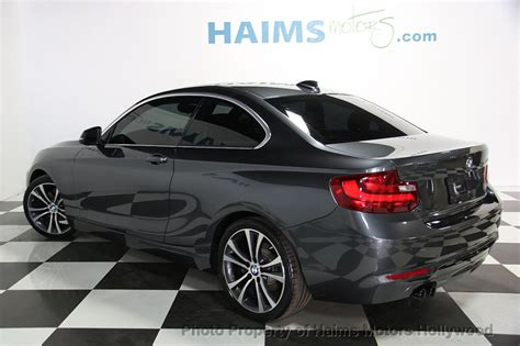 2014 Used Bmw 2 Series 228i At Haims Motors Serving Fort