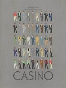 Every Suit Worn by Robert De Niro in 'Casino'