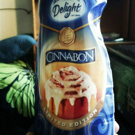 How many calories are in coffee creamer? Like having a cinnamon bun with a whole lot less calories! | Cinnamon buns, Coffee creamer, Food