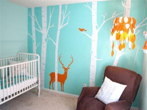 deco murale chambre bebe garcon la décoration murale chambre bébé comment faire pour