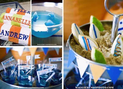 Row Row Your Boat Shark by The Homespun Hostess Surf S Up Shark Jello Cup Row