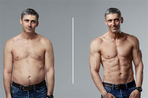 overweight reveals how he went from bod to abs in just 12 weeks daily