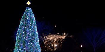 national tree lighting to streets affect