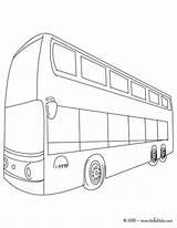 Coloring Bus Van Pages Stagecoach Drawing Volkswagen Vw Double Getdrawings Getcolorings Printable sketch template