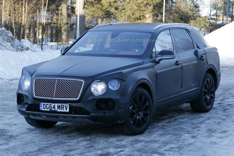 Report: Bentley Could Build A Smaller Crossover