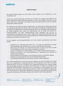 Letter Of Recommendation For Ms In Computer Science My Cv Oleksii Serdiuk