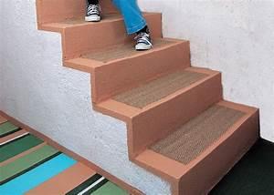 Renover Un Escalier En Bois : r nover un escalier en b ton ~ Premium-room.com Idées de Décoration