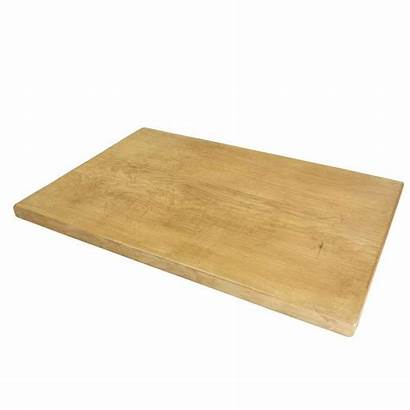 Butchers Solid Antique Oak Block Chopping Reclaimed