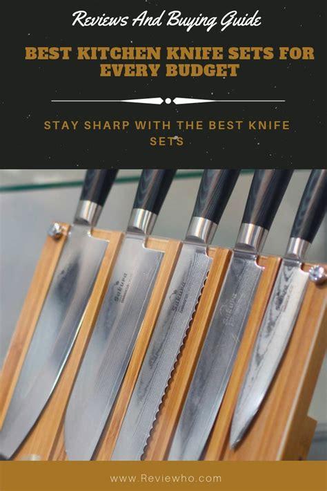 knife kitchen sets money knives amateur