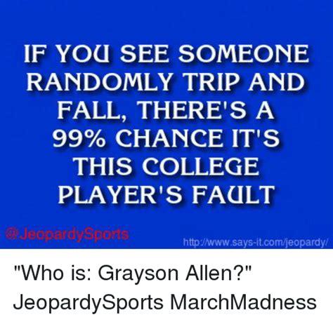Grayson Allen Memes - funny grayson allen memes of 2017 on sizzle basketball