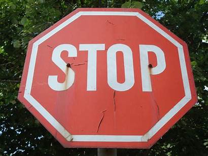 Stop Sign Suicide Ptsd Attention Depression Thoughts