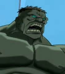Voice Of Hulk - Ultimate Avengers 2: Rise of the Panther ...