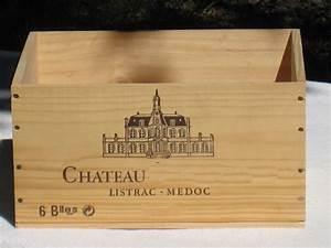 Caisse De Vin En Bois : caisses de vin vides 6 bouteilles vendues par pack de 6 ~ Farleysfitness.com Idées de Décoration