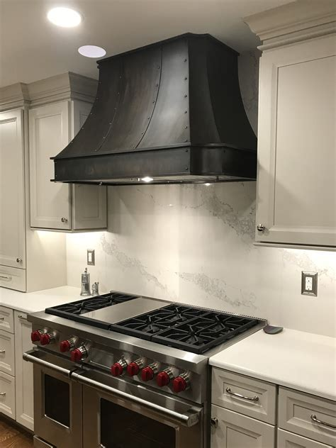 Gallery   Range Hoods & Kitchens   Handcrafted Metal by