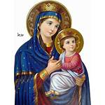 Mary Jesus Mother Blessed Painting Joeatta78 God