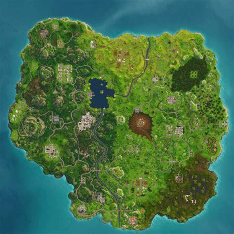 fortnite season  map   res map list