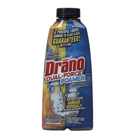Drano 17 oz. Foaming Liquid Drain Cleaner 014768   The