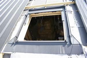 Joint Pour Velux : la maison de nouf nouf mai pose v lux sur le bac acier ~ Premium-room.com Idées de Décoration