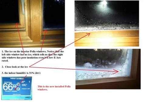 ice   interior  installed pella windows doityourselfcom community forums