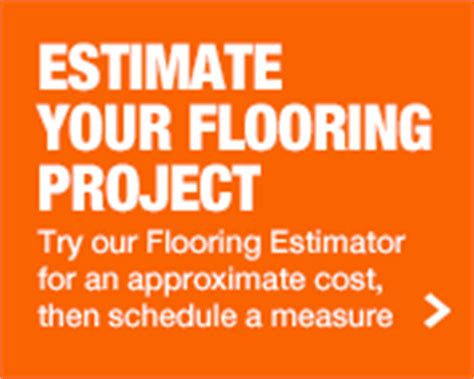 home depot flooring estimator hardwood floor installation at the home depot