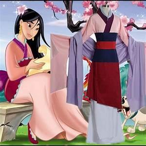 Popular Mulan Costumes-Buy Cheap Mulan Costumes lots from ...