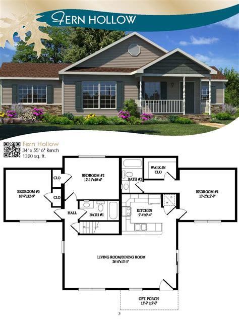 plans ranch modular homes