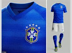 WORLD CUP KITS All the strips which will feature at