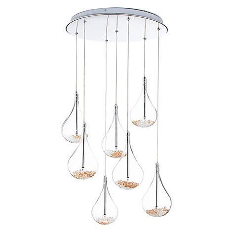 buy lewis sebastian 7 light drop ceiling light