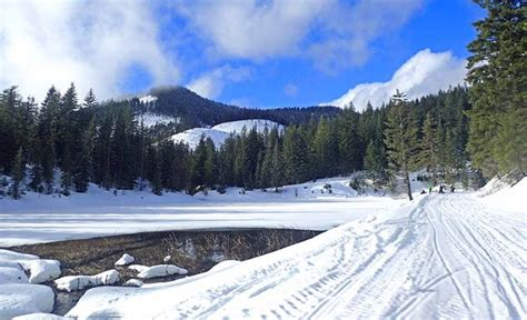 cross country ski rendezvous trails  mountaineers