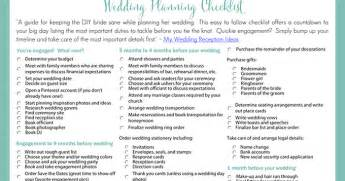 wedding checklist printable printable wedding planning checklist for diy brides