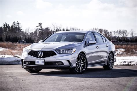 review  acura rlx sport hybrid elite canadian auto