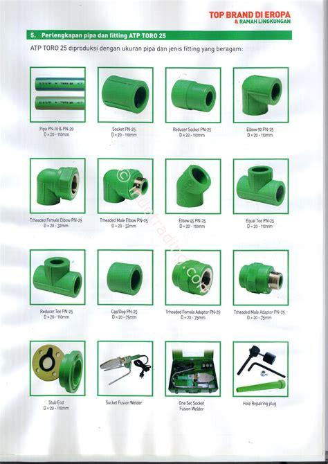 sell ppr pipe toro  indonesia  cv mitra usaha