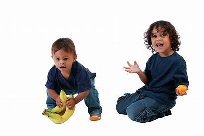Playing Children Child Care Transparent Icons Fun