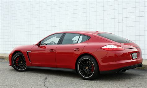 Porche Panamera Gts by 2013 Porsche Panamera Gts Autoblog