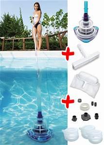 Aspirateur Hydraulique Piscine Hors Sol : kit aspirateur manuel v trap hydro sud ~ Premium-room.com Idées de Décoration