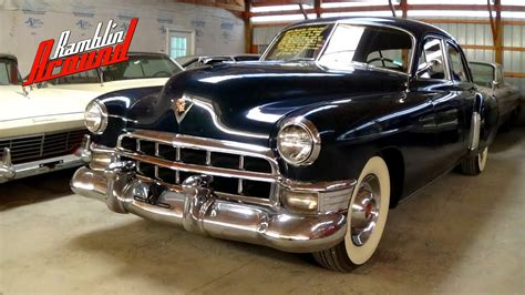Cadillac Fleetwood Series Special Youtube